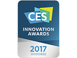 CES Innovation Awards 2017